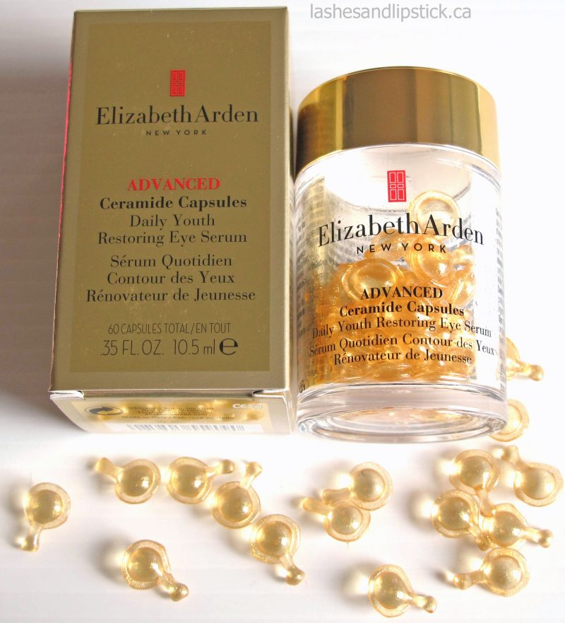 {Eye Serum} Elizabeth Arden Advanced Ceramide Capsules