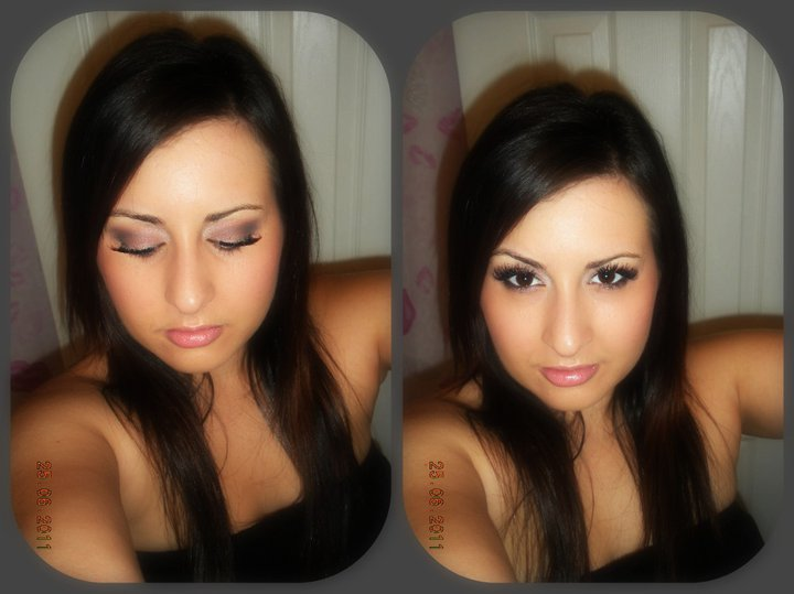 TUTORIAL: Smokey Eye Appropriate for the Workplace