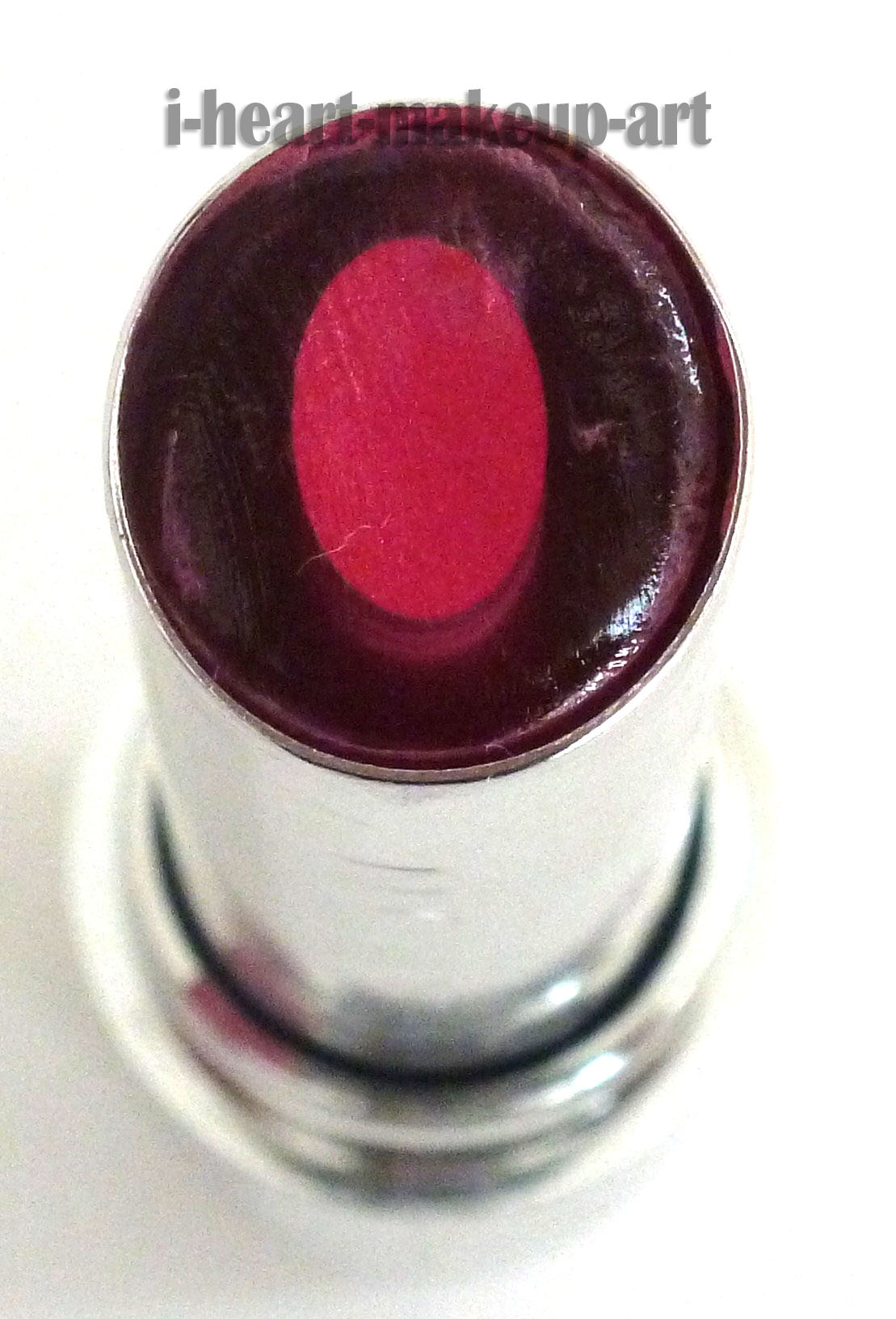 REVIEW: Avon Shine Attract Lipstick in Fuchsia Flare