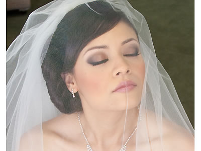 BRIDAL GUIDE: Make Up Trial!