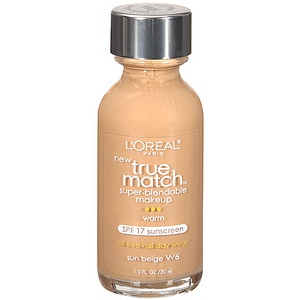 REVIEW: L'Oreal True Match Foundation