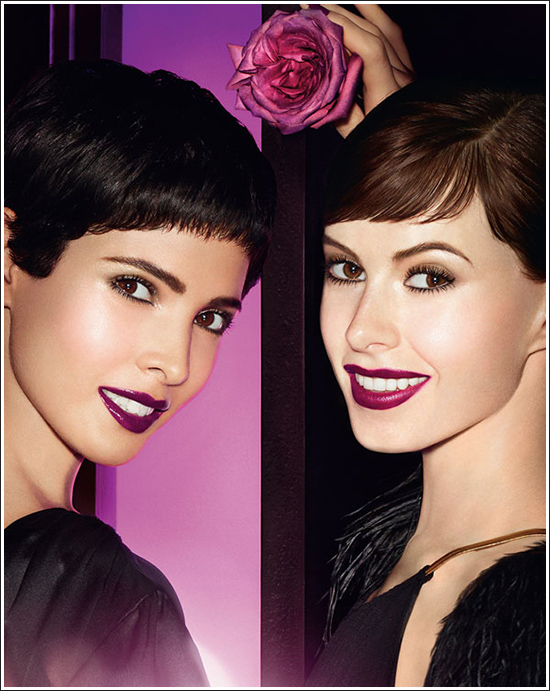 "Lancome ""Midnight Roses"" for Fall 2012 Collection"