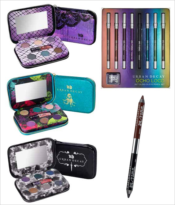 Urban Decay Holiday 2012