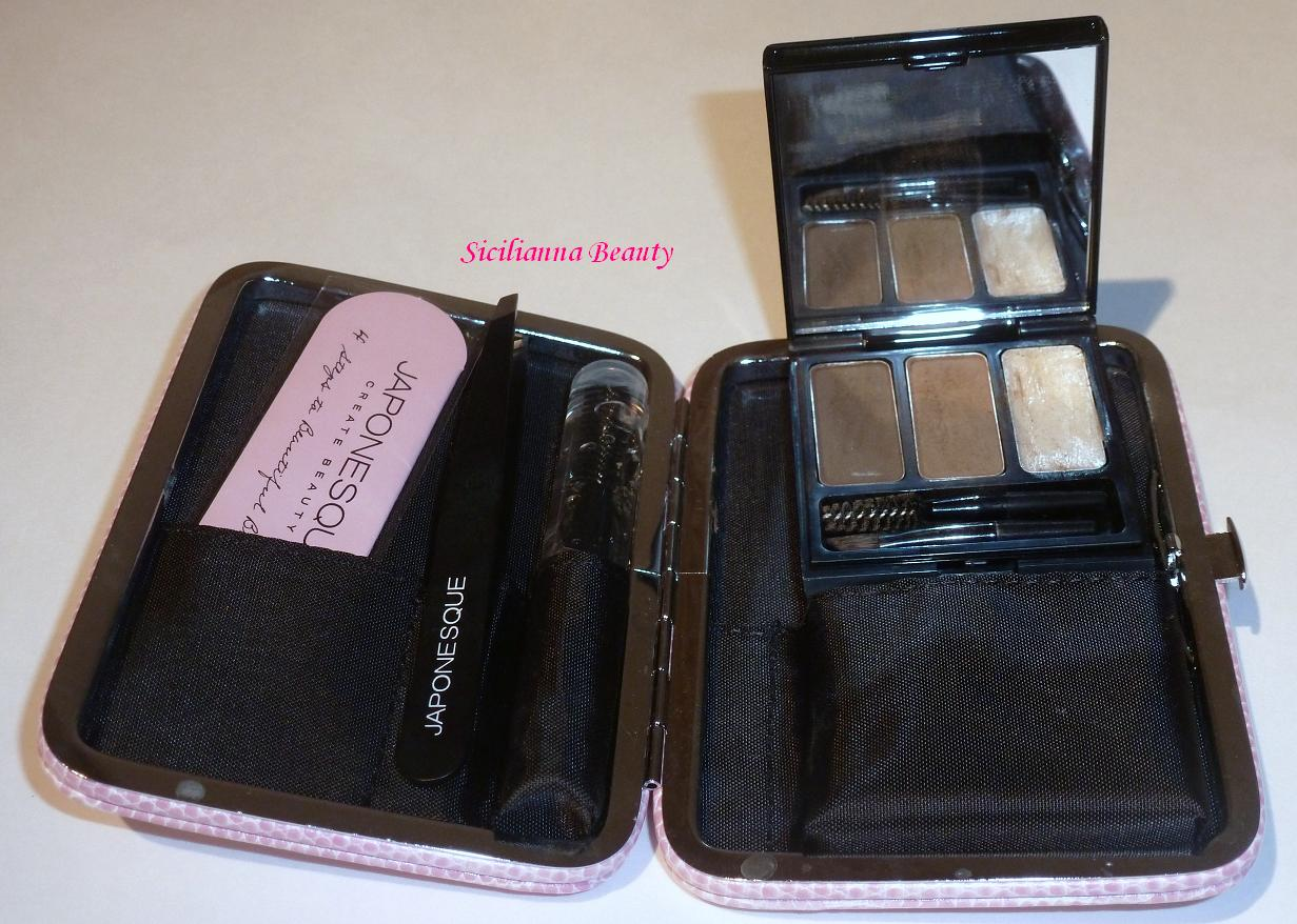 REVIEW: Japonesque Brow Kit
