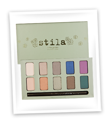 "REVIEW: Stila ""In the Garden"" Eyeshadow Palette"