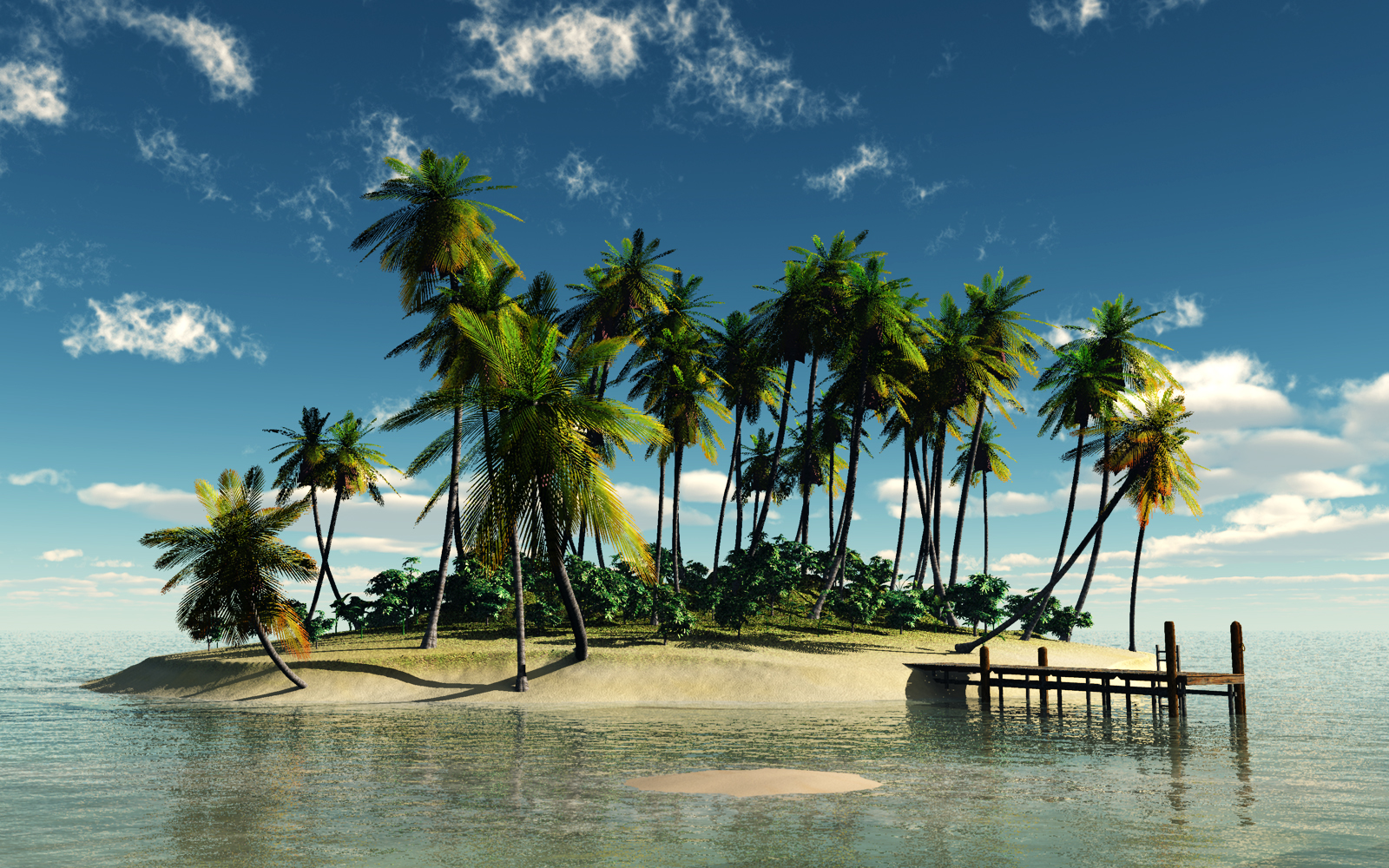 TAG: Stranded on a Desert Island