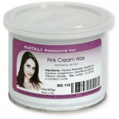 REVIEW: Natali Products Pink Cream Wax