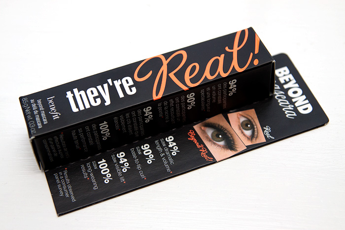 REVIEW: Benefit They're Real! Mascara