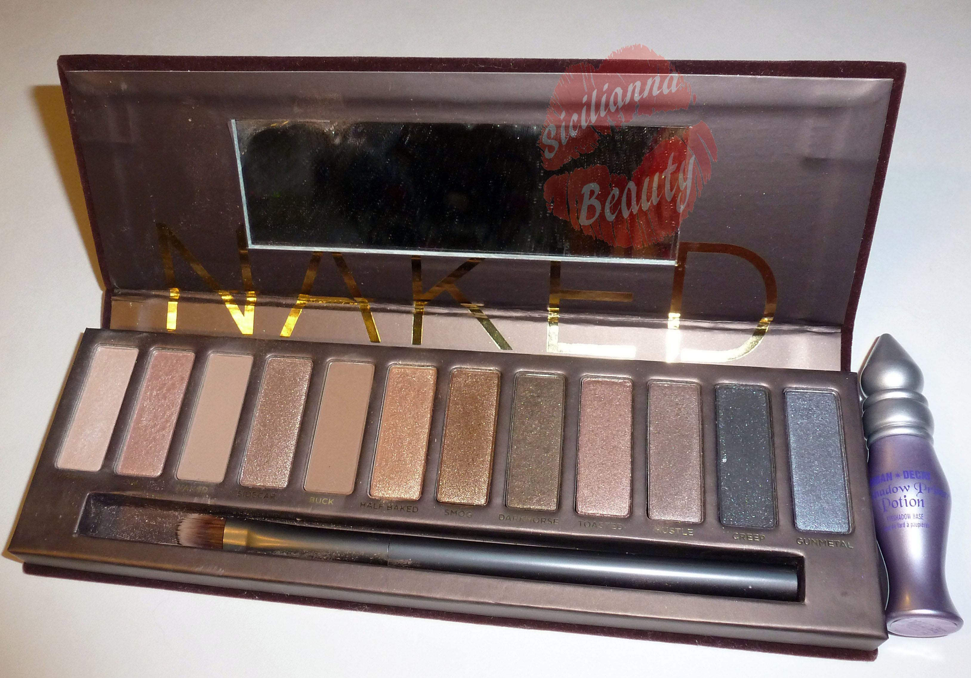 REVIEW: Urban Decay Naked (1) Palette