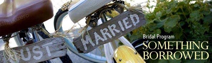 BRIDAL GUIDE: Something Borrowed with RfR