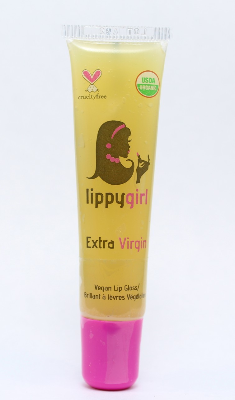 REVIEW: Lippy Girl Extra Virgin Lip Gloss