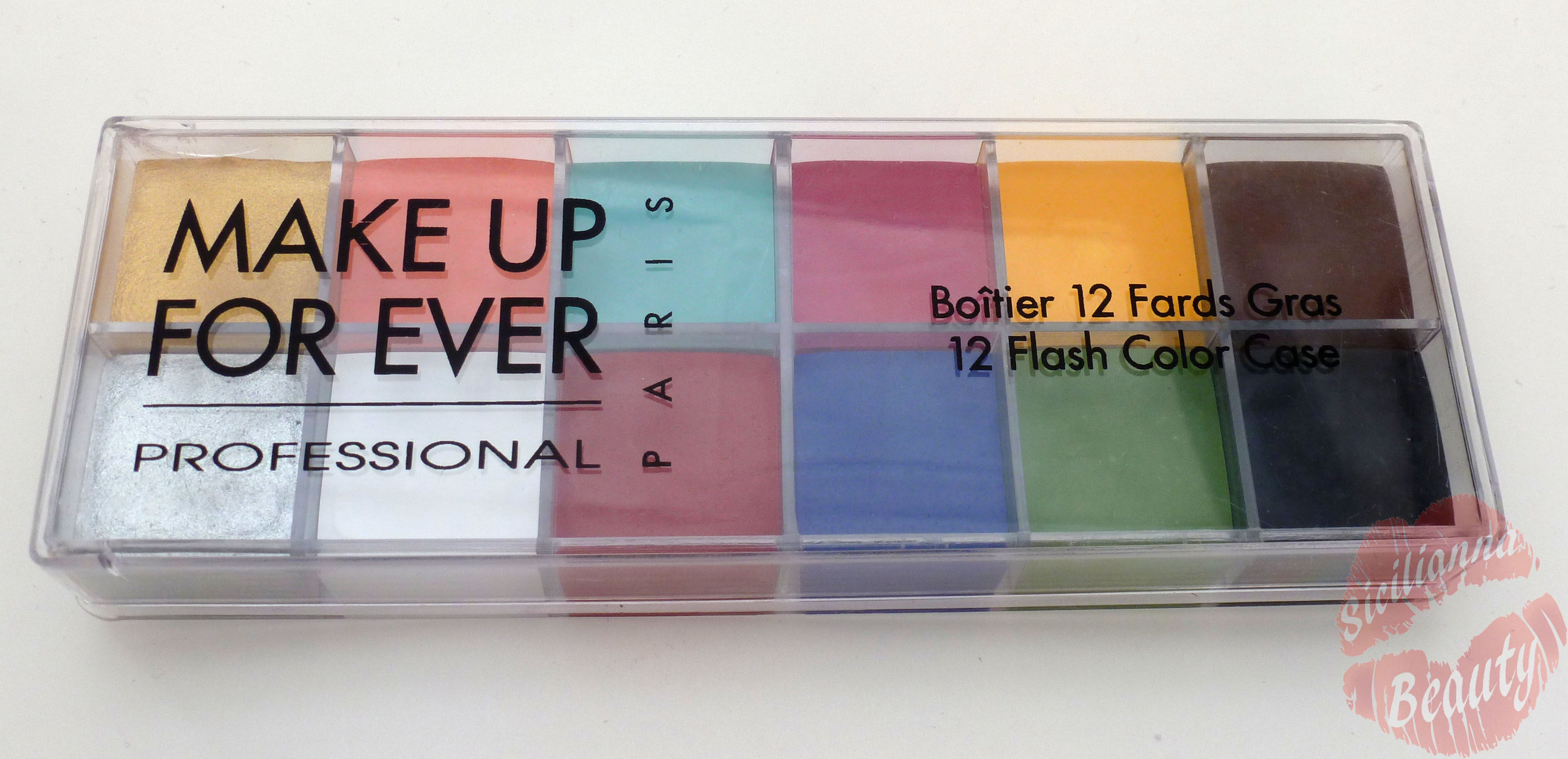 REVIEW: Makeup Forever Flash Palette