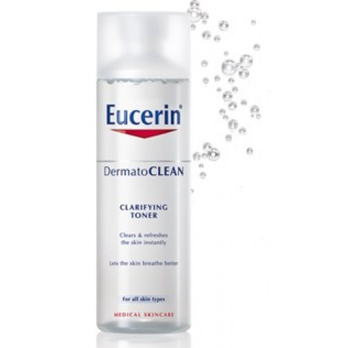 REVIEW: Eucerin Clarifying Toner