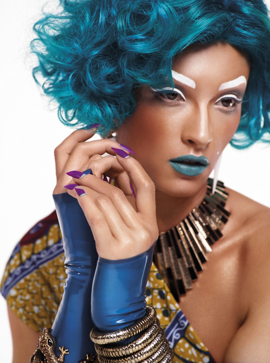 Illamasqua Human Fundamentalism for Spring 2012 Collection