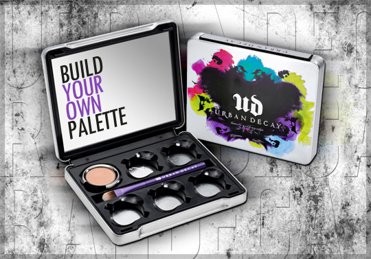 Urban Decay: Build Your Own Palette!