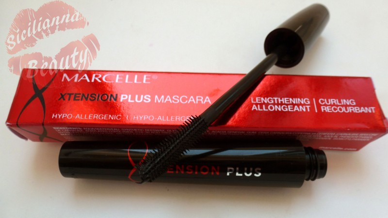 REVIEW: Marcelle Xtension Plus Mascara & Waterproofing Mascara Topcoat