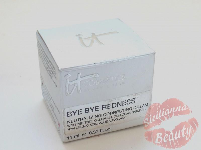 REVIEW: IT Cosmetics Bye Bye Redness
