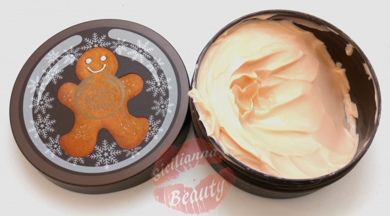 REVIEW: The Body Shop Ginger Sparkle Body Butter & Vanilla Bliss Body Polish