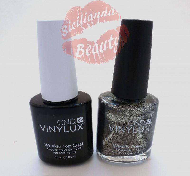 REVIEW: CND Vinylux Nail Polish