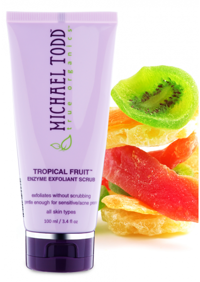 REVIEW: Michael Todd True Organics Tropical Fruit Scrub