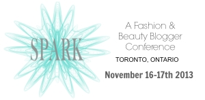 SPARK Sessions | a Fashion and Beauty Blogger Conference