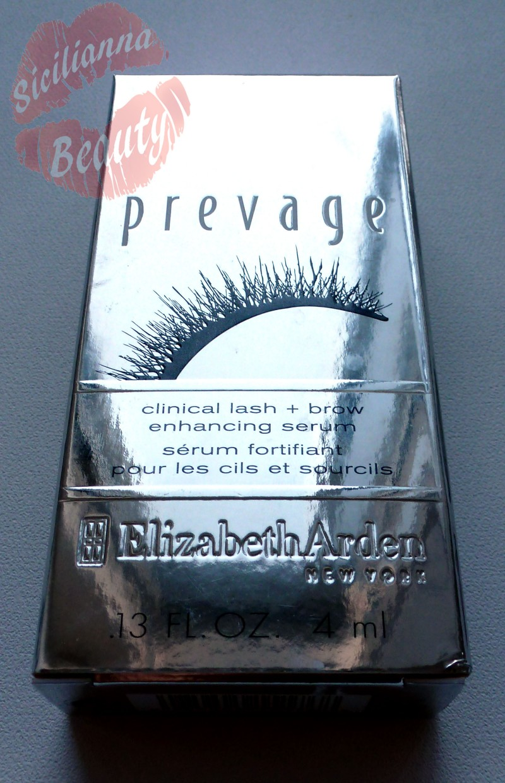 REVIEW: Elizabeth Arden Prevage Lash + Brow Serum