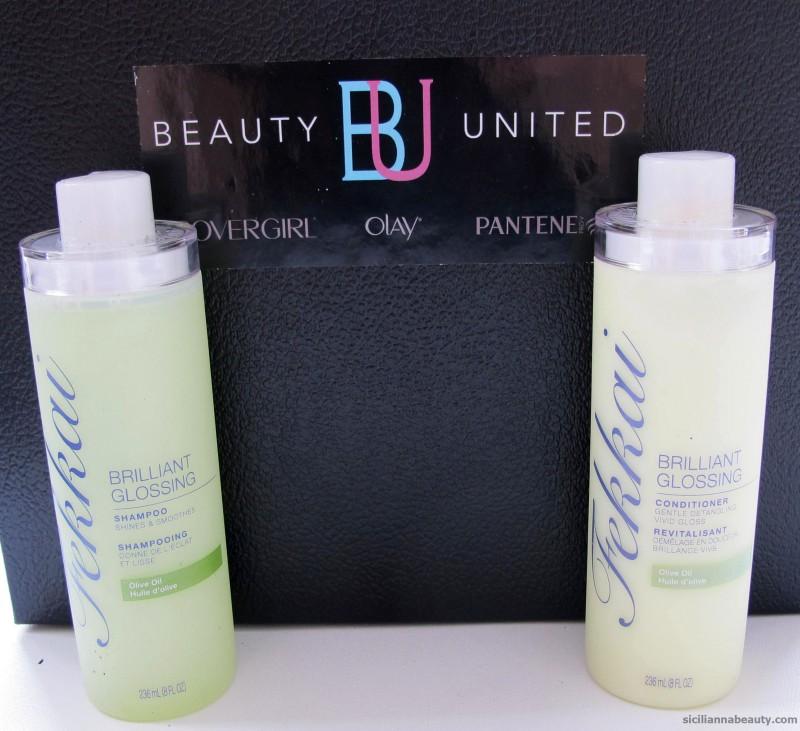 REVIEW: Fekkai Brilliant Glossing Shampoo & Conditioner