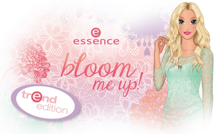 Essence Bloom Me Up! Collection for Spring '14