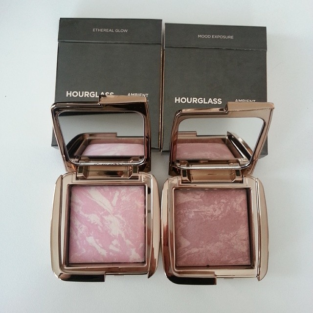 REVIEW: Hourglass Ambient Lighting Blushes in Ethereal Glow & Mood Exposure