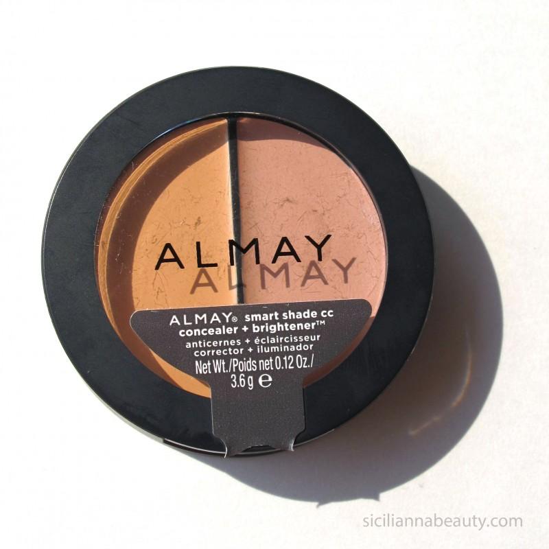 REVIEW: Almay Smart Shade CC Concealer + Brightener