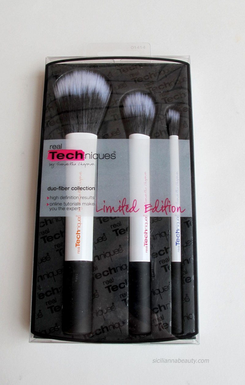 REVIEW: Real Techniques Limited Edition Duo Fibre Brushes