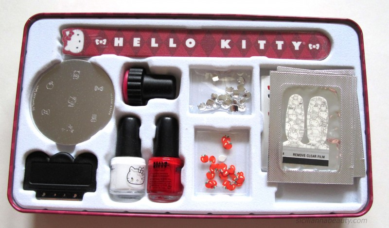 Hello Kitty Kawaii Nail Set (LE)