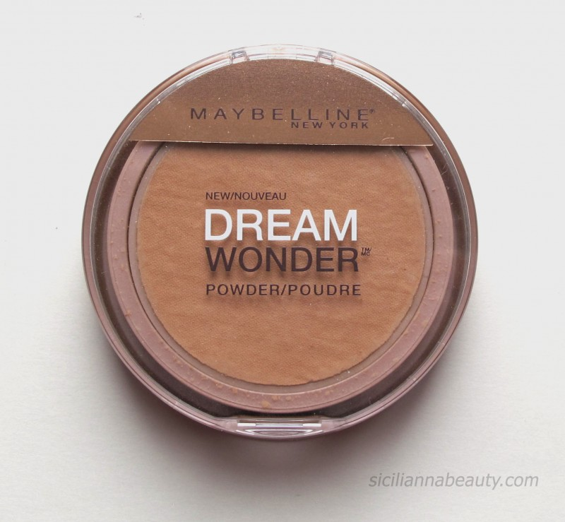 REVIEW: Maybelline Dream Wonder Powder