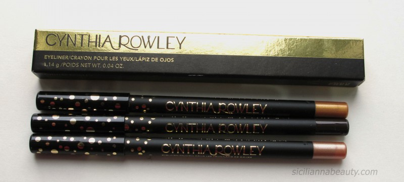 REVIEW: Cynthia Rowley Creamy Eyeliners