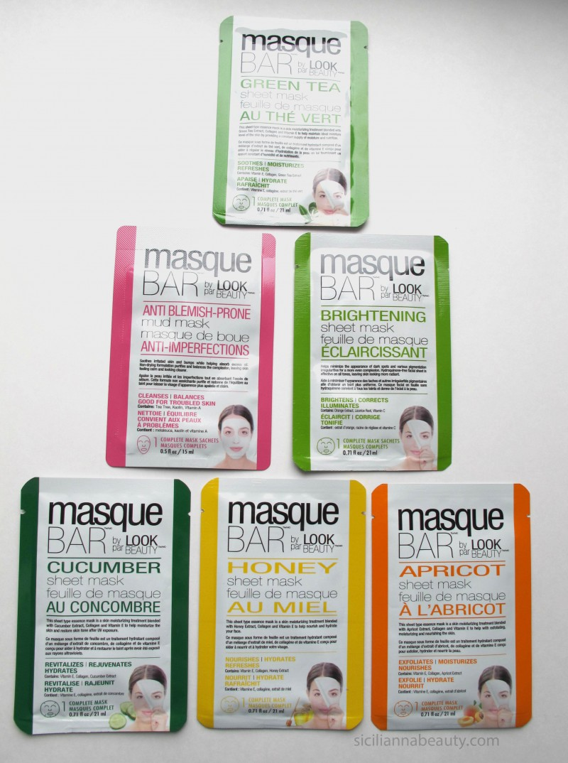 REVIEW: masque BAR by Look Beauty