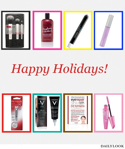 GIVEAWAY: Happy Holidays from Sicilianna Beauty! {CLOSED- Winner Announced}