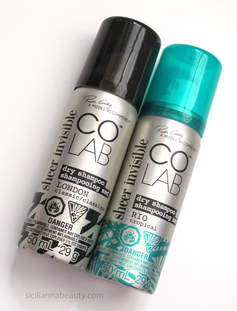 REVIEW: COLAB Invisible Dry Shampoo