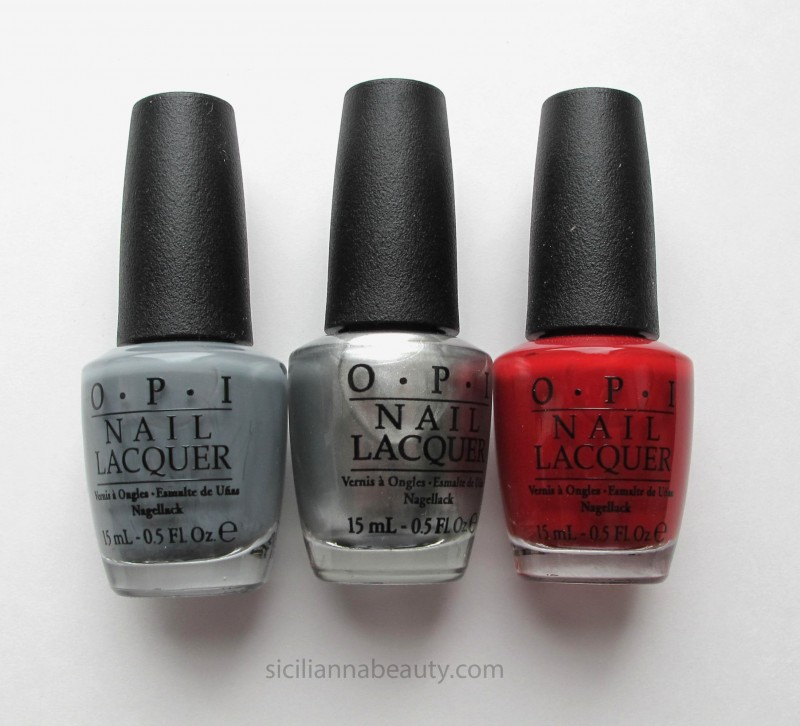 OPI Releases 50 Shades of Grey Collection