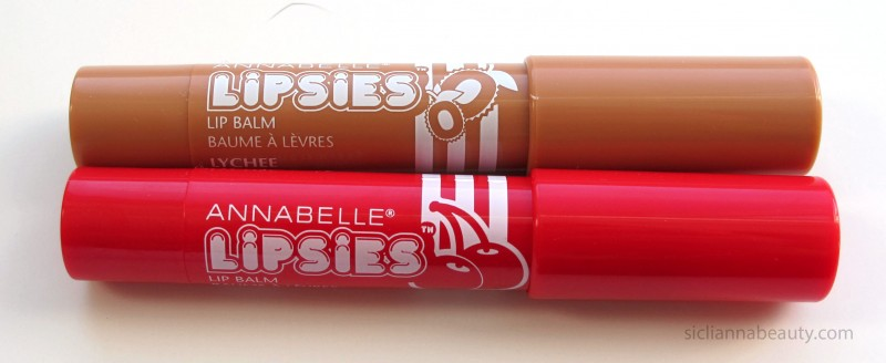 REVIEW: Annabelle Lipsies Lip Balm
