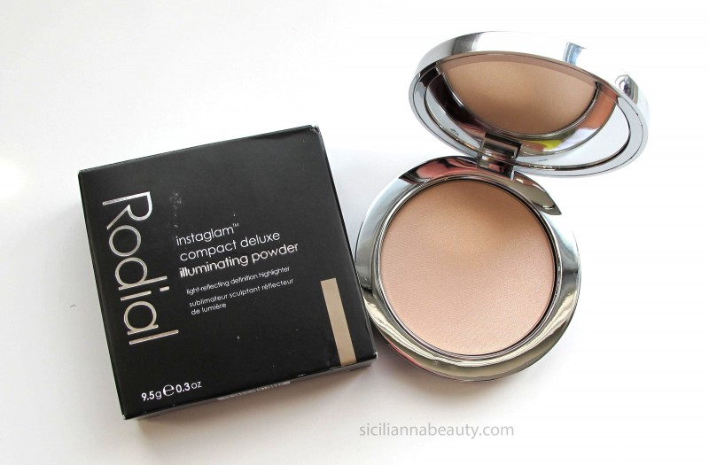REVIEW: Rodial Instaglam Compact Deluxe Illuminating Powder