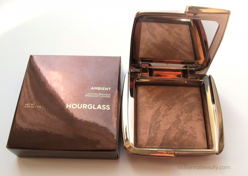 REVIEW: Hourglass Radiant Bronze Light Ambient Lighting Bronzer