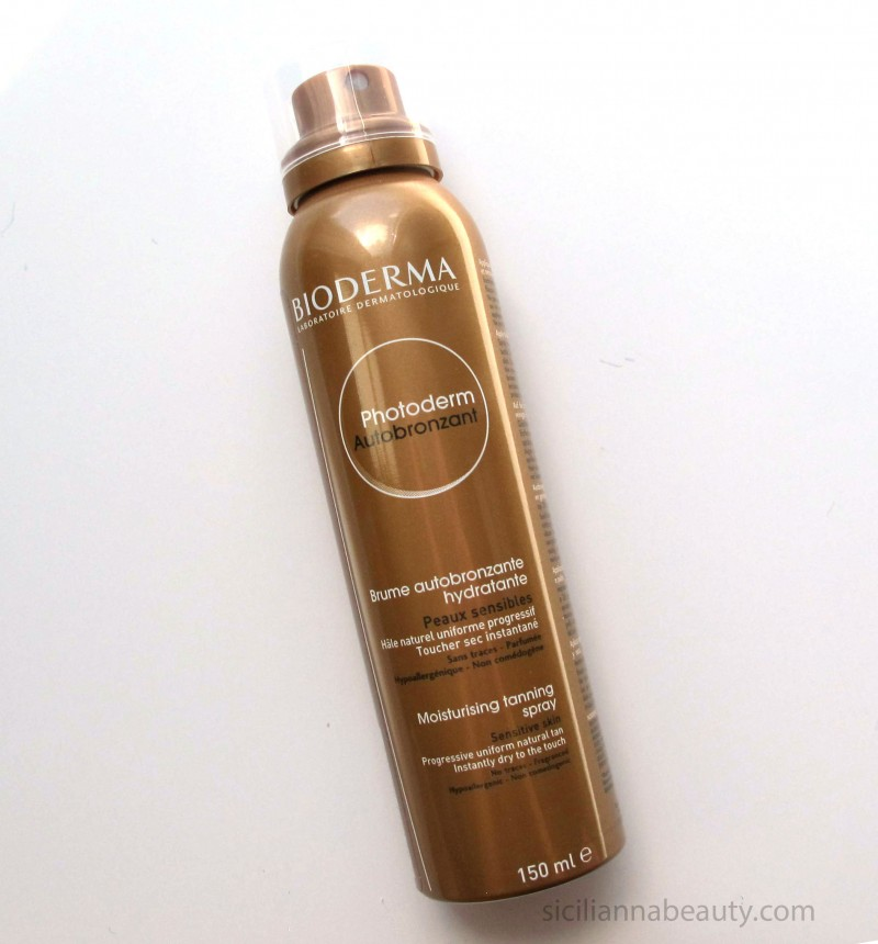 REVIEW: Bioderma Photoderm Autobronzant