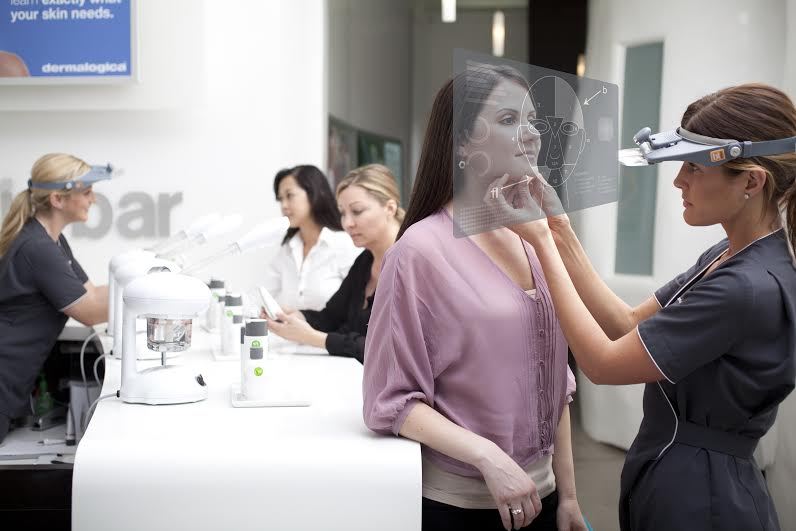 CANADIANS: Get Mapped at Dermalogica! #FaceMapOurNation