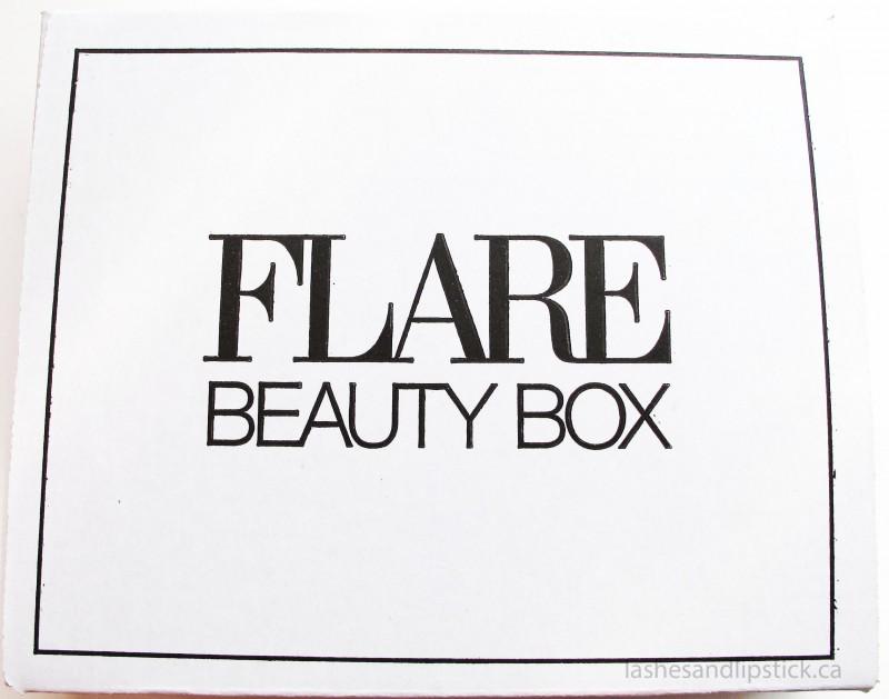 Flare Beauty Box