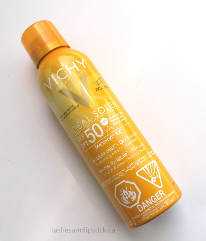 Protect Your Skin with Vichy Ideal Soleil SPF 50