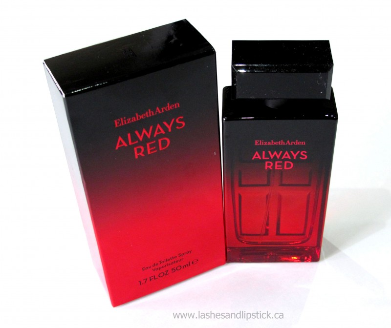 Elizabeth Arden Always Red Fragrance