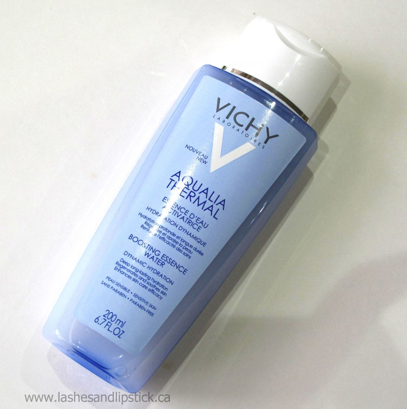 REVIEW: Vichy Aqualia Thermal Boosting Essence Water