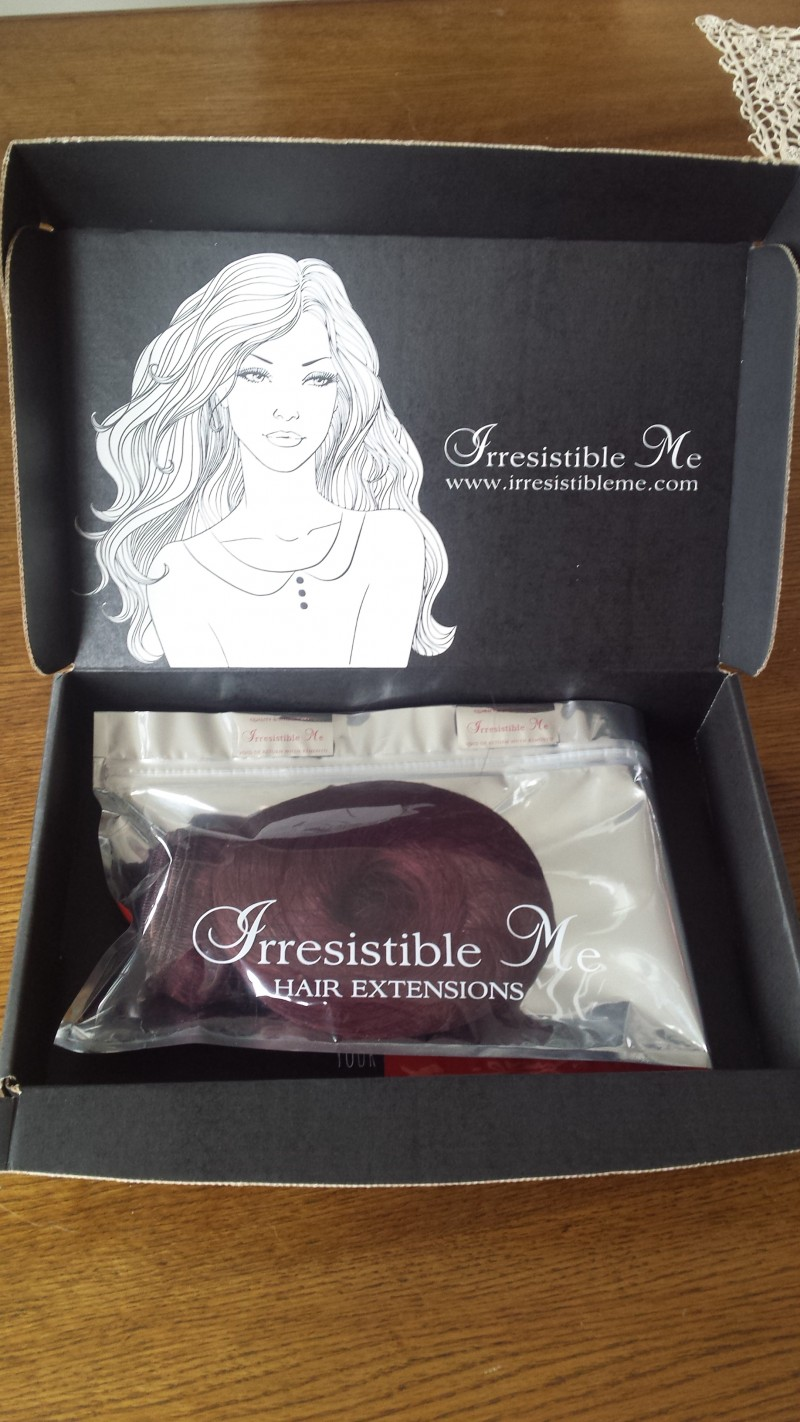 Irresistible Who? Irresistible Me! (Hair Extensions)