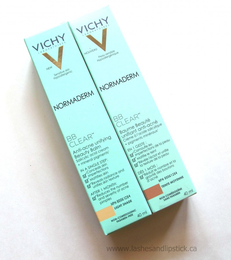 REVIEW: Vichy Normaderm BB Clear
