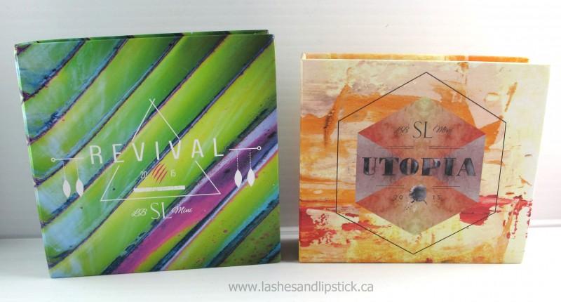 STARLOOKS LooksBook 'Revival' & 'Utopia' {Picture Heavy}
